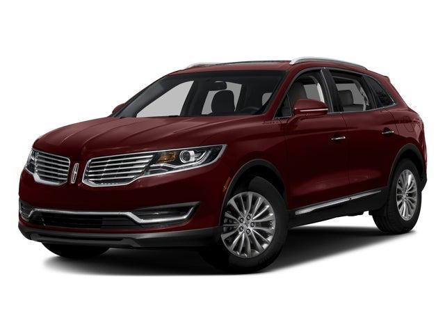 2017 Lincoln Mkx Select Franklin Tn 2lmpj6kp2hbl35635