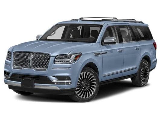 Get 2020 Lincoln Navigator L Length
