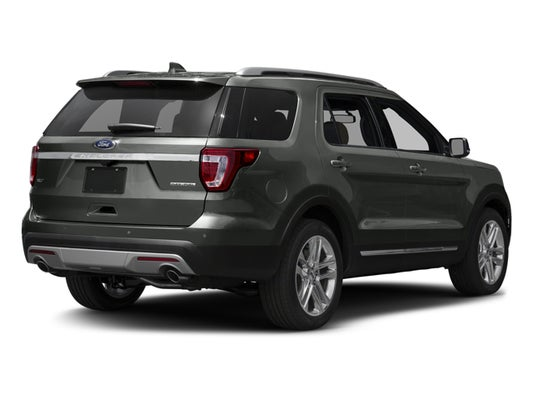 2017 Ford Explorer Xlt In Franklin Tn Lincoln Of