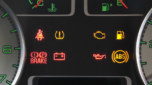 What Do My Warning Lights Mean