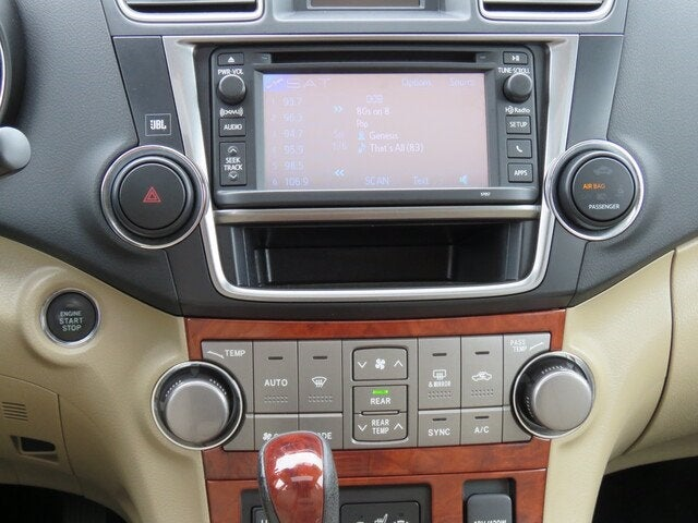 2013 Toyota Highlander Limited In Franklin, TN   Ford Lincoln Of Franklin