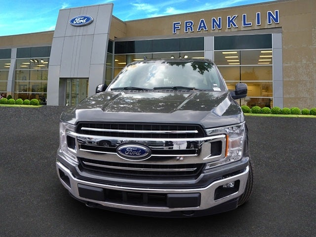 Ford F  Xlt In Franklin Tn Ford Lincoln Of Franklin