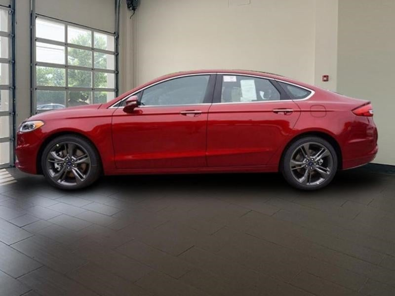Ford Fusion Sport In Franklin Tn Ford Lincoln Of Franklin