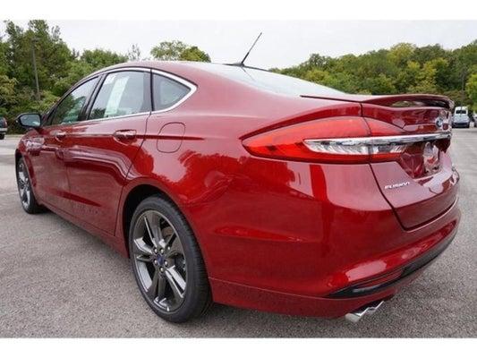 2018 Ford Fusion Sport In Franklin Tn Lincoln Of