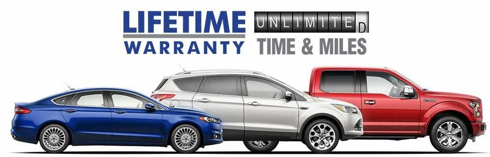 Lifetime Limited Non Factory Warranty At Ford Lincoln Of Franklin